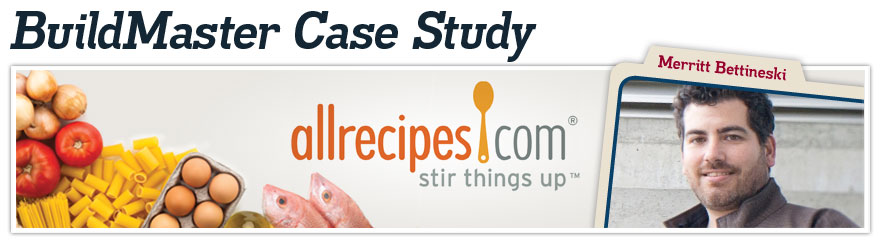 BuildMaster Case Study for Allrecipes