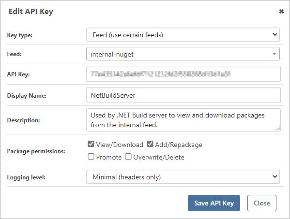 API Key Example